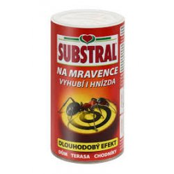 Substral na mravence granulát 250g