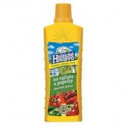 Hoštické hnojivo na rajčata a papriky 500ml