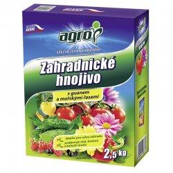 Zahradnické hnojivo AGRO 2,5kg