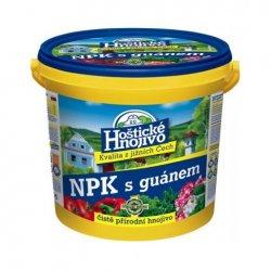Hoštické NPK s guanámem 8kg