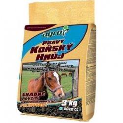 Koňský hnůj 3kg