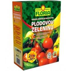 FLORIA hnojivo pro plodovou zeleninu 2,5kg