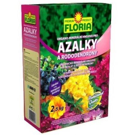 FLORIA hnojivo pro azalky a rododendrony 2,5kg