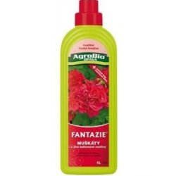FANTAZIE muškáty a jiné balkonové rostliny 1l