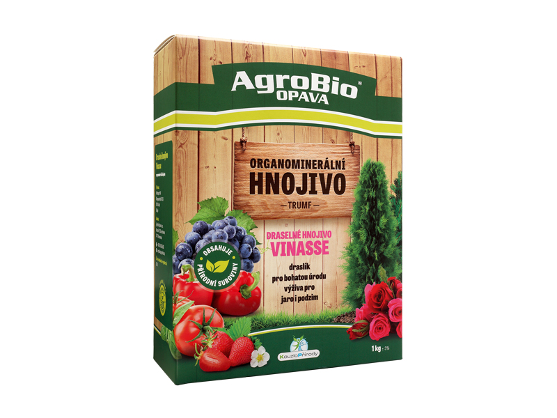 Trumf Draselné hnojivo Vinasse 1kg