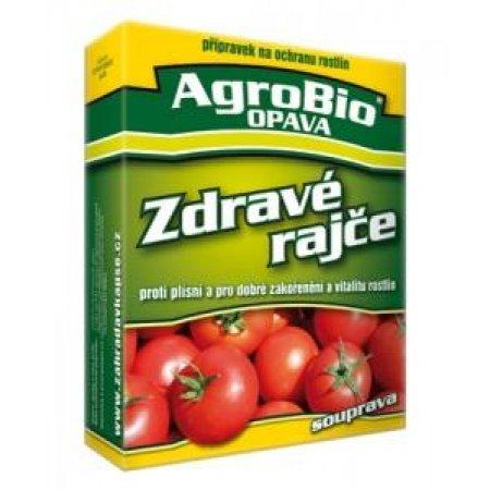 Zdravé rajče plus souprava