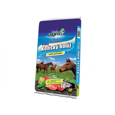 Koňský hnůj 10kg