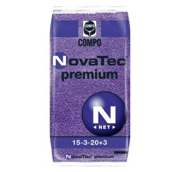 NovaTec Premium 15+3+20+3+ME 25kg