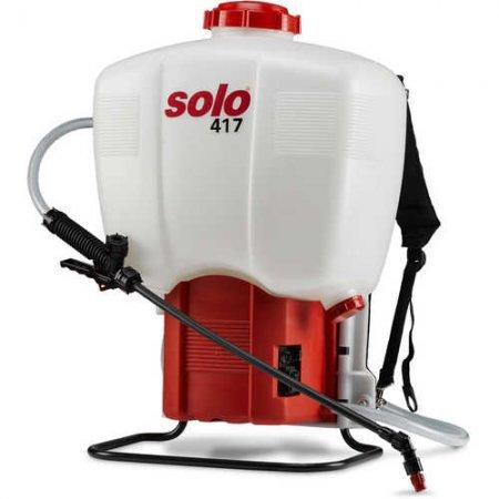 Zádový aku postřikovač Solo 417 COMFORT
