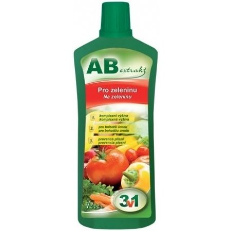 AB Extract  3v1 zelenina 1l