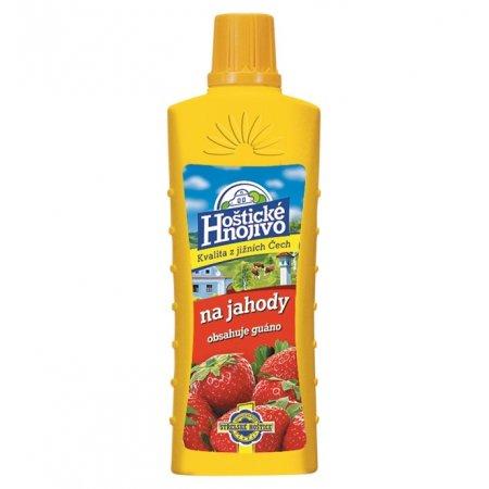 Hoštické hnojivo na jahody 500ml