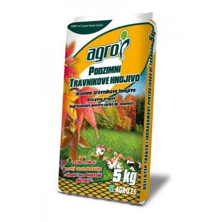 Agro Trávníkové hnojivo podzim 5kg