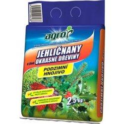 Podzimní hnojivo na jehličnany 2,5kg