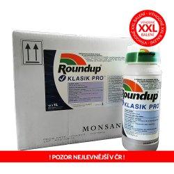 Roundup klasik PRO 12x1l 1l
