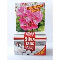 Silva Tabs tablety na balkonové květiny 25ks