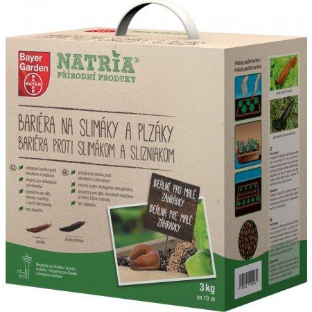 NATRIA Bariéra na slimáky a plzáky 3kg