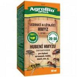 Atak hubení hmyzu Chrysanthemum 50ml