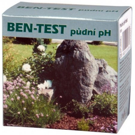Půdní test PH BEN