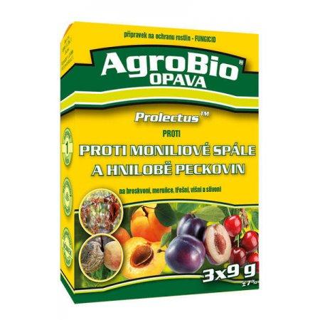 Proti moniliové spále a hnilobě peckovin Prolectus 3x9g