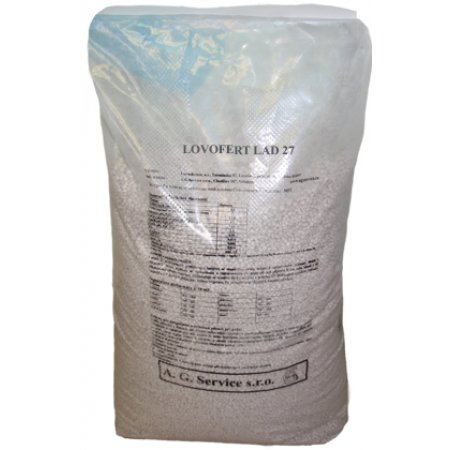 Ledek amonný s dolomitem 27% 25kg