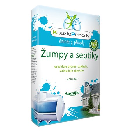 KP Žumpy a septiky 100g
