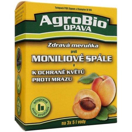 Zdravá meruňka souprava