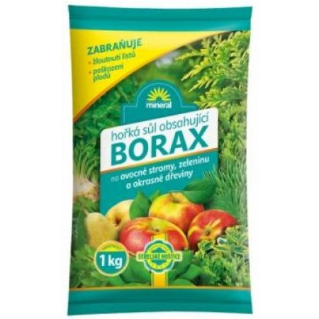 Hořká sůl s boraxem 1kg