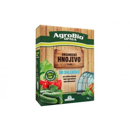 Trumf Organické hnojivo do skleníku 1kg