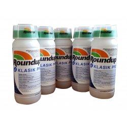 Roundup klasik PRO 5x1l
