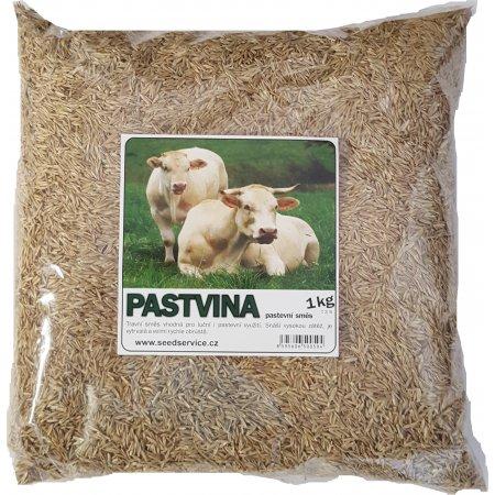Travní směs zemědělská PASTVINA 1kg