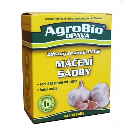 Zdravý česnek PLUS souprava 10 g + 50 ml