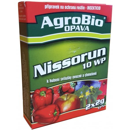 Nissorun 10 WP 2x2g