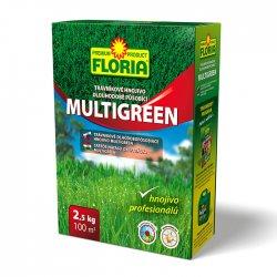 Floria trávníkové hnojivo MULTIGREEN 2,5kg