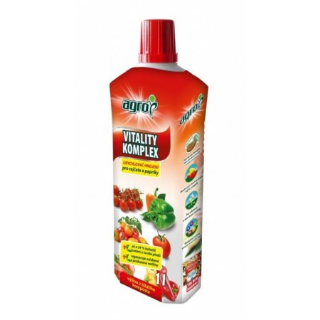 Vitality komplex papriky a rajčata 1l