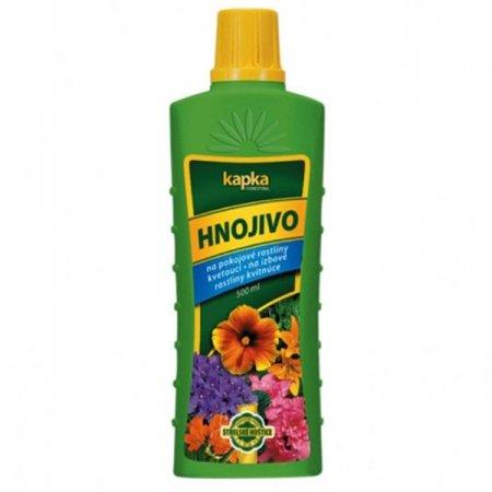 Kapka pokojové rostliny kvetoucí 500ml