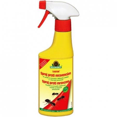 Neudorff Loxiran sprej proti mravencům
