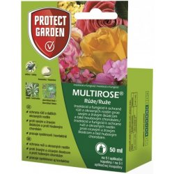 Protect Garden Multirose 2v1 50ml