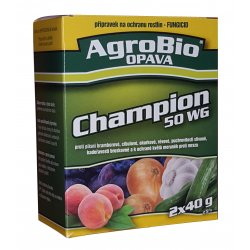 Champion 50 WG 2x40g