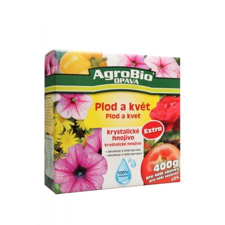 Krystalické hnojivo Extra Plod a Květ 400g