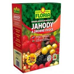 FLORIA hnojivo pro jahody a drobné ovoce 2,5kg