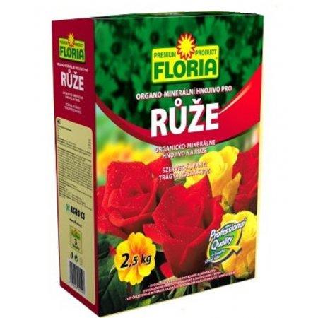 FLORIA hnojivo pro růže 2,5kg