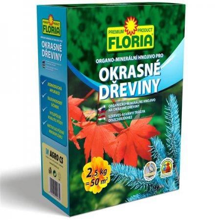 FLORIA hnojivo pro okrasné dřeviny 2,5kg