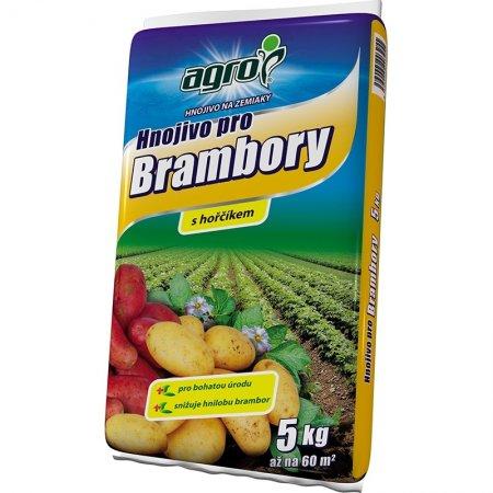 AGRO Hnojivo na brambory 5kg