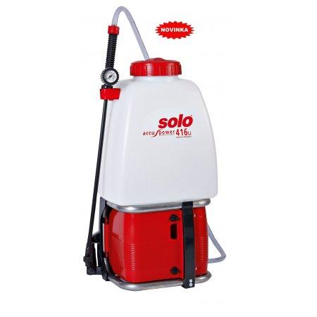 Zádový aku postřikovač Solo 416Li PRO 20l