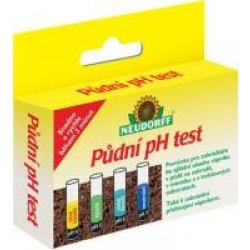 ND půdní pH test