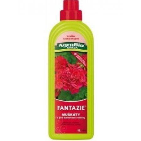FANTAZIE muškáty a jiné balkonové rostliny 500ml